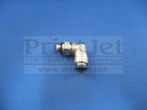 208304 Videojet Elbow Fitting