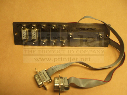 FA13013 Linx Options Plate