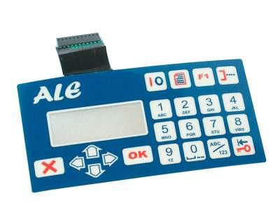 KEYPADJ12 ALE Z Series Keypad