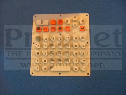 RP15788 Marsh Rubber Keypad