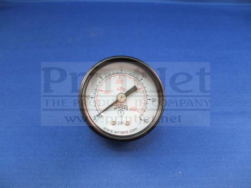 SP208270-GL Videojet Pressure Gauge
