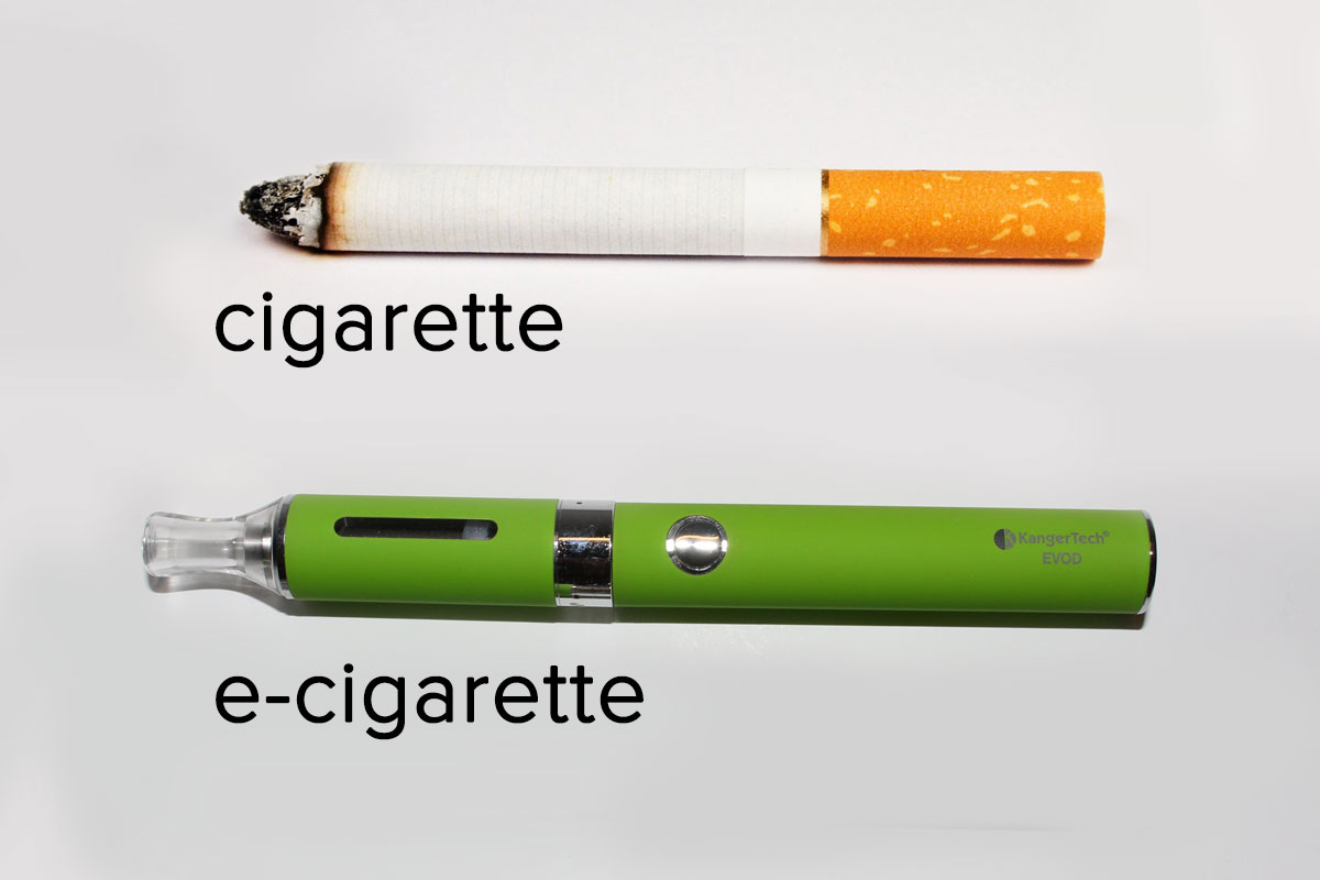 From Tobacco Cigarettes to Electronic Cigarettes - Vape It Now