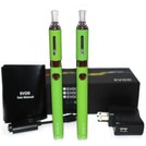 eVod Twist Variable Voltage 900mAh Starter Kit - Green