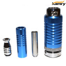 Kamry K100 Telescope Mechanical Mod Starter Kit - Blue