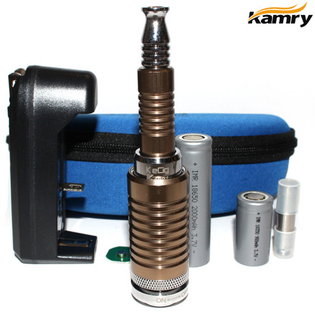 Kamry K100 Telescope Mechanical Mod Starter Kit - Coffee
