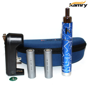 Kamry K102 Mechanical Mod Starter Kit - Blue