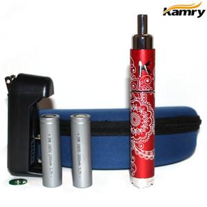 Kamry K102 Mechanical Mod Starter Kit - Red