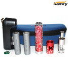 Kamry K102 Mechanical Mod Starter Kit - Red