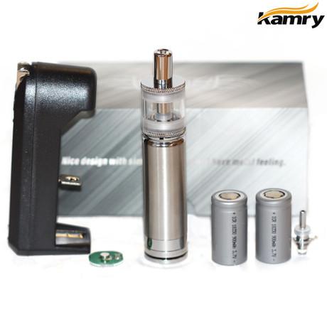 Kamry K103 Mechanical Mod Starter Kit - Stainless Steel