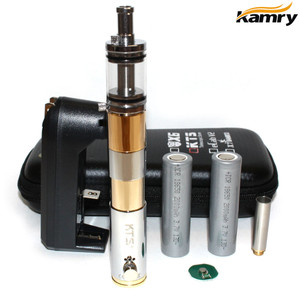 Kamry KTS Plus Mechanical Mod Starter Kit - Gold Chrome