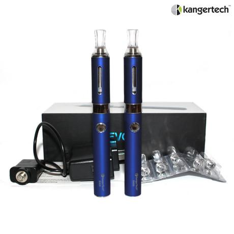 Kangertech Evod 650mAh Starter Kit - Blue