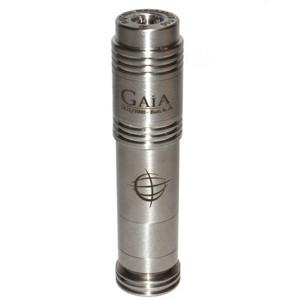 Gaia Mechanical Mod Clone - Stainless Steel