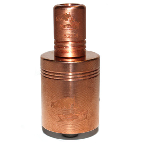 Tugboat Rebuildable Dripping Atomizer Clone - Copper