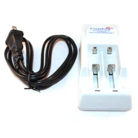 Trustfire TR-001 Dual Lithium Ion Battery Charger