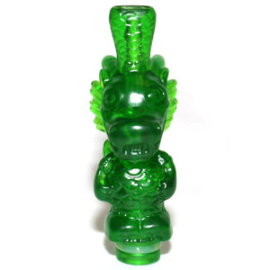 Dragon Plastic 510 Drip Tip - Green