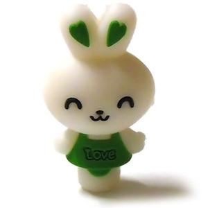 Love Bunny Silica Gel 510 Drip Tip - Green