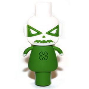 Robot Silica Gel 510 Drip Tip - Green