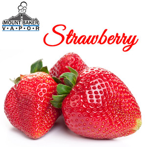 Mount Baker Strawberry E-Liquid