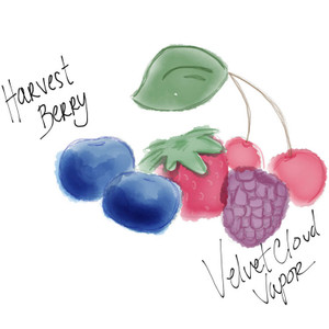 Velvet Cloud Harvest Berry E-Liquid