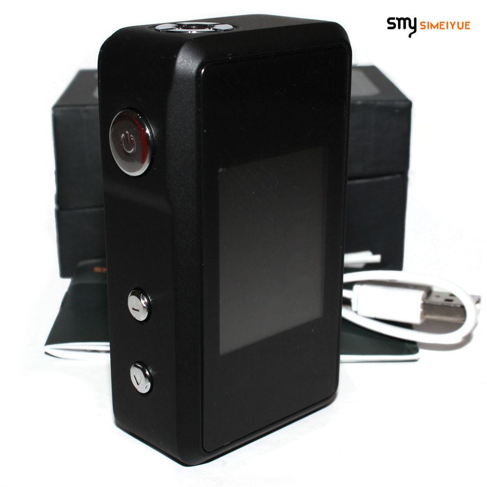 SMY 60W Temperature Control Mini Box Mod - Black