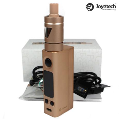 Joyetech eVic-VTC Mini TC Starter Kit w/ Tron-S - Gold