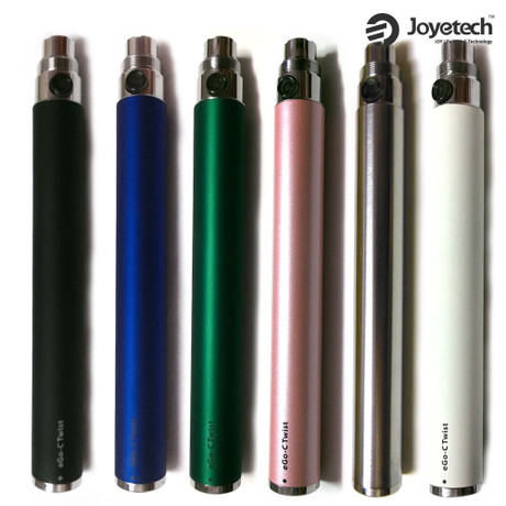 Joyetech eGo-C Twist XL Variable Voltage 1000mAh Battery