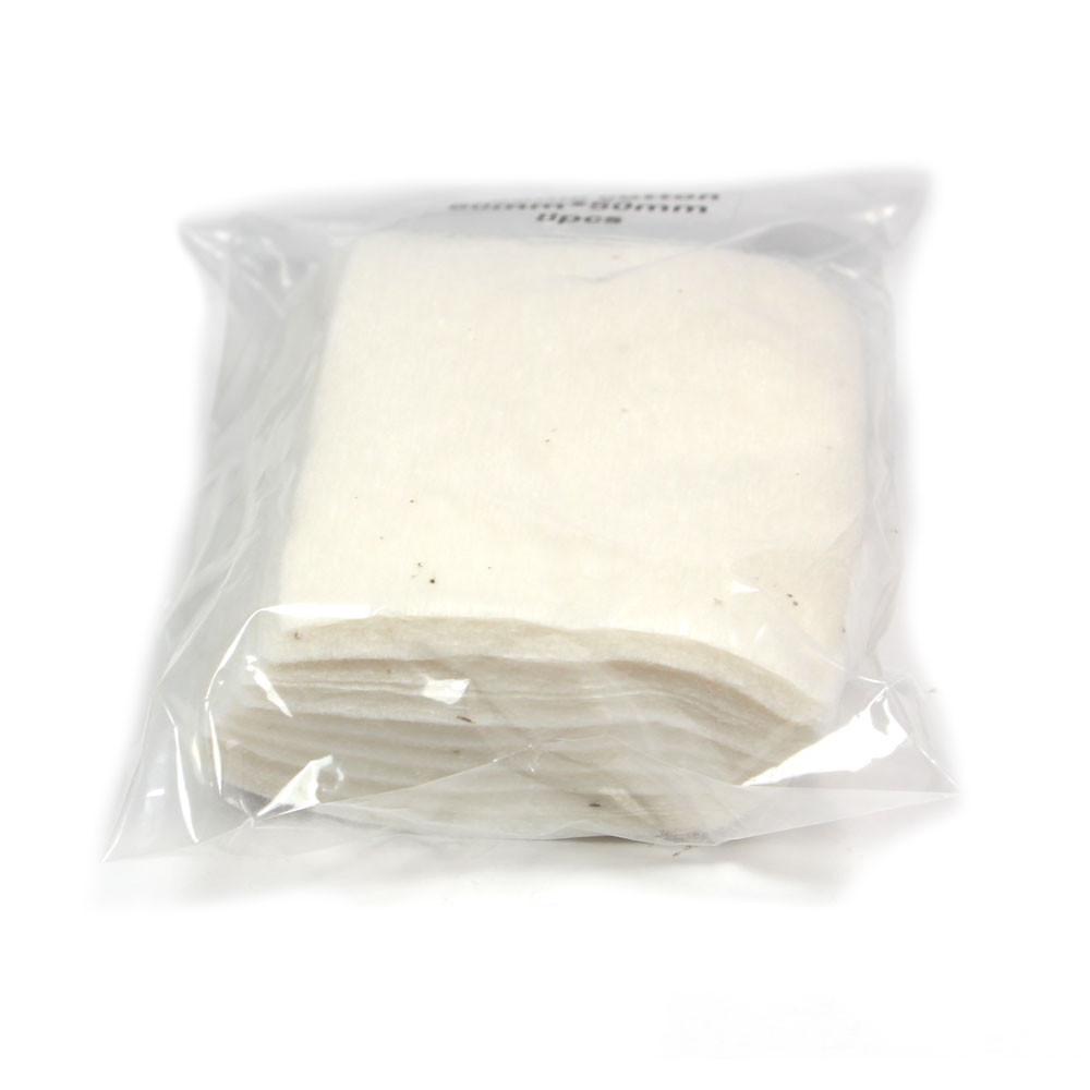 Japanese Organic Cotton Pads 8 Pads Vape It Now