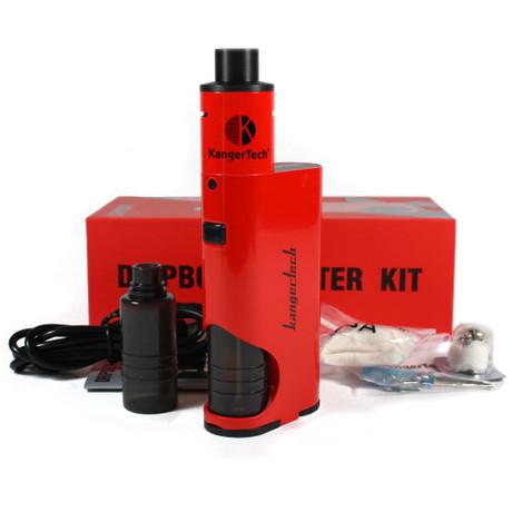 Kangertech Dripbox Starter Kit - Red