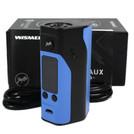 Wismec Reuleaux RX200S 200W TC Box Mod - Black & Blue