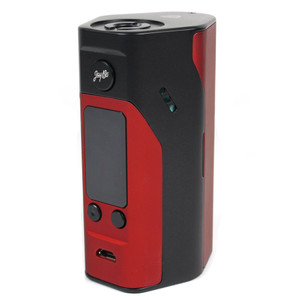 Wismec Reuleaux RX200S 200W TC Box Mod - Black & Red