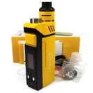 Yellow iJoy RDTA Box 200W Starter Kit