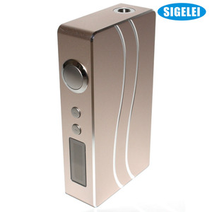 Sigelei 100 Watt Plus Box Mod - Gold