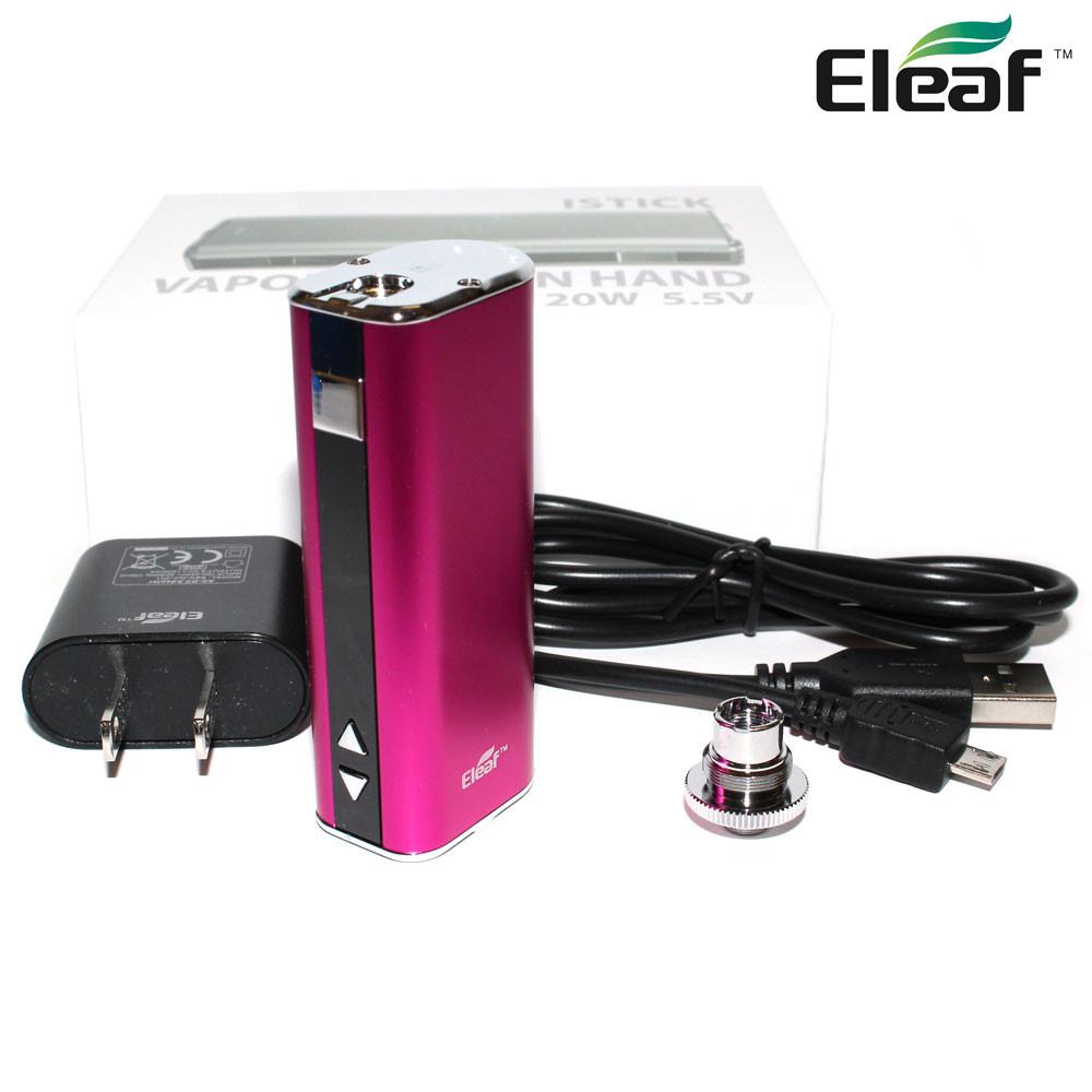 Eleaf iStick 20W Box Mod Kit - Red