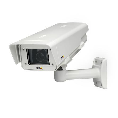 Axis P1357-E 5MP Outdoor IP Camera, P-Iris, 0530-001