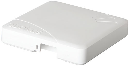 Ruckus 7372 mobile ready 802.11n dual band wifi access point