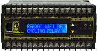 Digital Loggers Web Controlled DIN Relay, DIN RELAY III