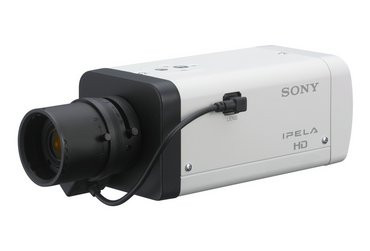 Sony 1080p Fixed Network Camera, E-Series, SNC-EB630B