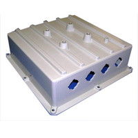 Arc IES Gen II Enclosure with ABS Bracket (2x Top N Holes), ARC-IE2002K01