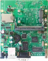 MikroTik 300Mhz CPU, 32MB, 1 LAN, 1 miniPCI, 1 USB, LVL 4 OS, RB/411U
