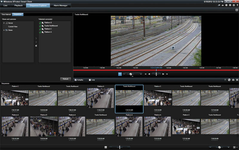 Milestone XProtect Enterprise NVR, Camera License, XPECL