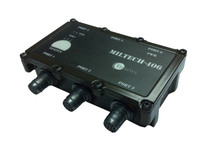 Techaya Ultra Compact Military Multi-Protocol Communication Grid, MILTECH406