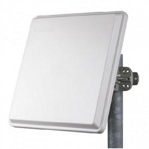 Ruckus high gain directional antenna, dual-pol 24.5dBi N-Type connectors. 911-2401-DP01