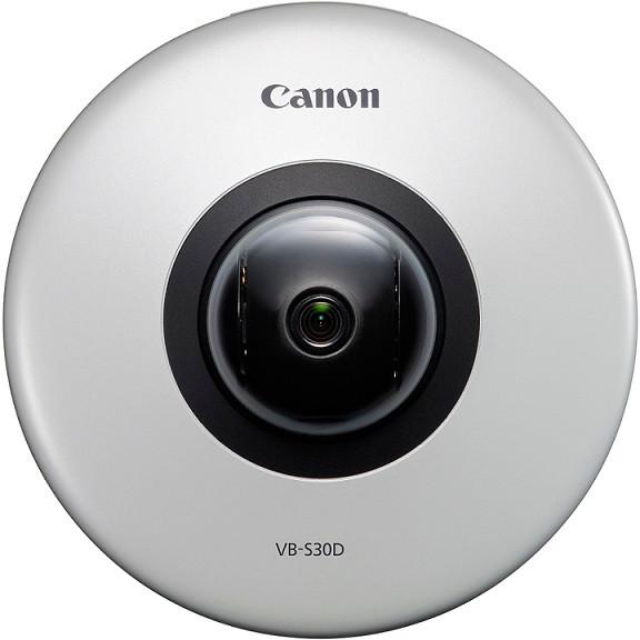Canon PTZ Dome Network Camera, VB-S30D