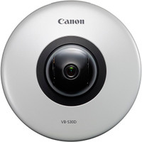 Canon PTZ Dome Network Camera, VB-S30D