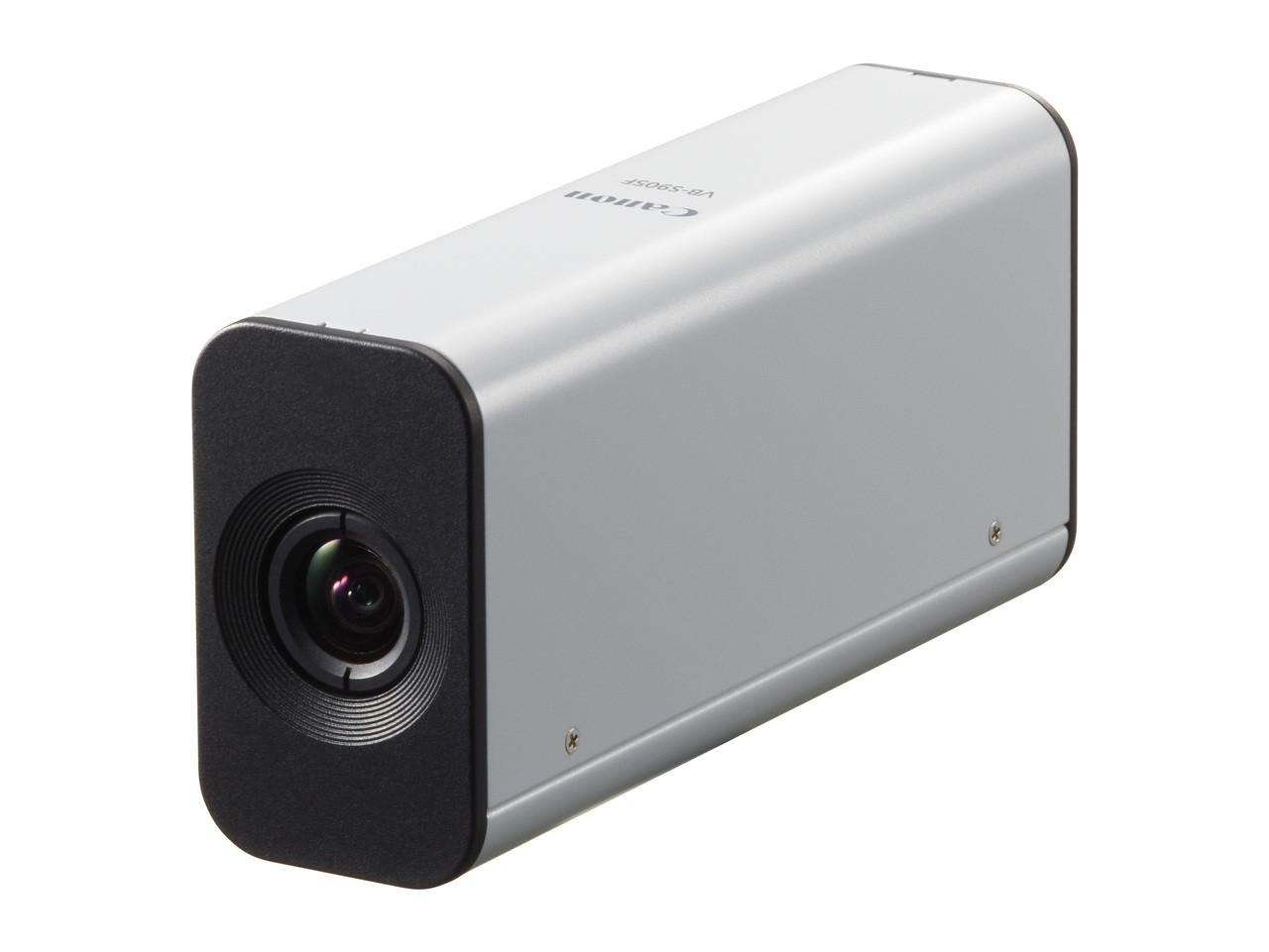 Canon 1.3MP Compact Fixed Network Camera, VB-S905F, 9901B001