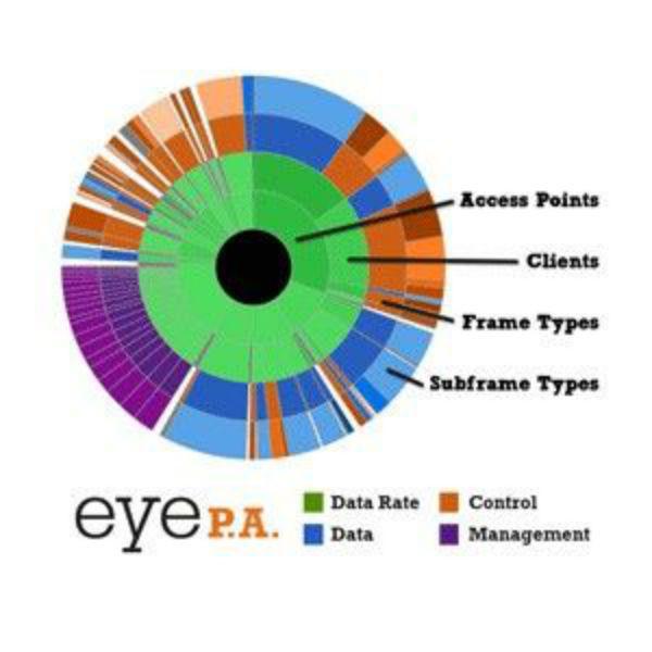 Metageek Eye P.A. with 1 year MetaCare, SFW-EYEPA-1Y-00