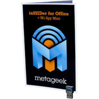 Metageek inSSIDer for Office (software only), SFW-SSIDOFFICE