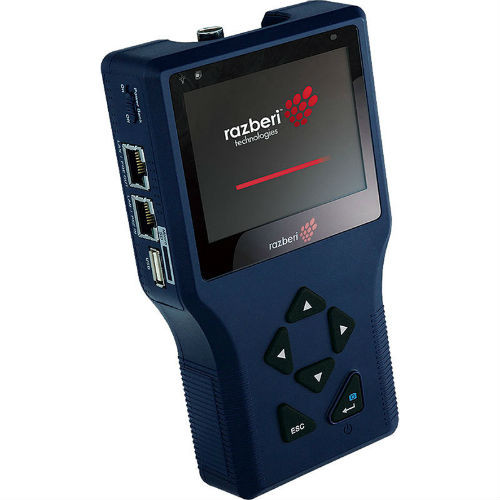 Razberi Open Network Camera Installation Tool, IT-5000