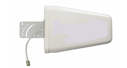 Cradlepoint 10.5dBi 700 MHz - 2700 MHz Wide Band Directional Antenna, 170588-000