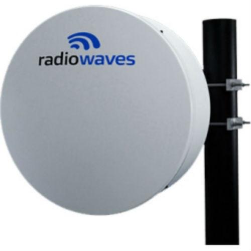 Radio Waves, High Performance Dish Antenna, 5.925-7.125GHz, Direct-Fit to Exalt ODU, HP3-6EX, HP4-6EX, HP6-6EX